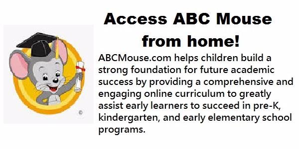 ABC MOUSE WEBPAGE