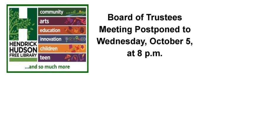 board-of-trustees-meeting-postponed