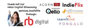 RB Digital Streaming Logo